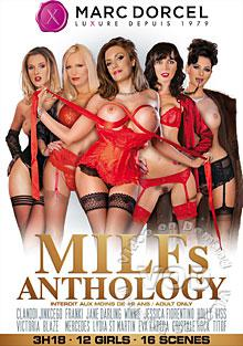 MILFs Anthology Box Cover