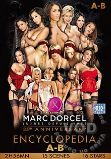 Marc Dorcel - 35th Anniversary Encyclopedia A-B