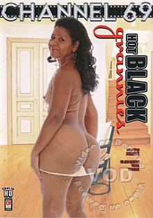 Hot Black Grannies Box Cover