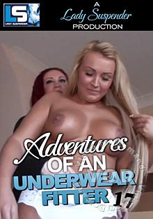 Adventures Of An Underwear Fitter 17 Box Cover