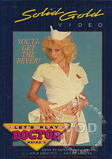 Let's Play Doctor Box Cover