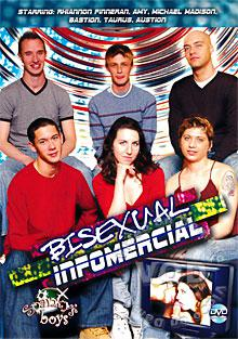 Bisexual Infomercial Box Cover