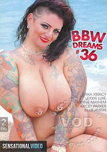 BBW Dreams #36 Box Cover