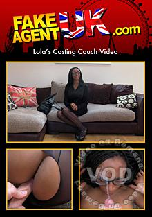Fake Agent UK Presents - Lola Box Cover