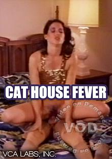 Cat House Fever Box Cover