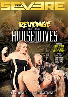Revenge Of The Housewives Box Cover