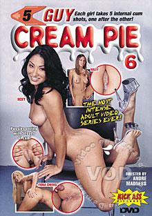 5 Guy Cream Pie 6 Box Cover