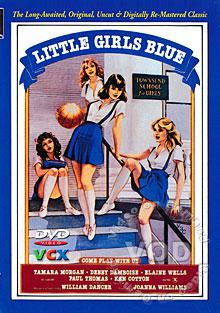 Little Girls Blue Uncut Volume 1 Box Cover