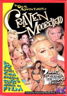 The Oral Adventures Of Craven Moorehead Box Cover