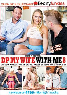 DP My Wife With Me 8 Box Cover