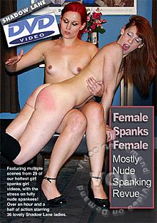 Female Spanks Female Box Cover