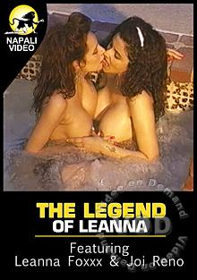 The Legend Of Leanna Box Cover
