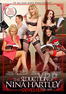 The Seduction Of Nina Hartley Box Cover