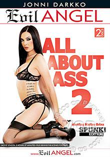 All About Ass 2 Box Cover