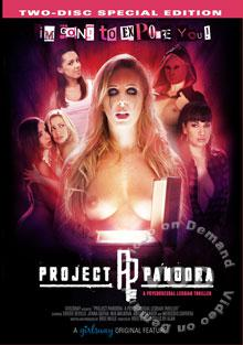Project Pandora - A Psychosexual Lesbian Thriller Box Cover