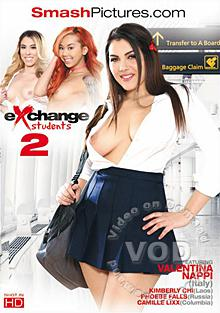 Exchange Students 2 Box Cover