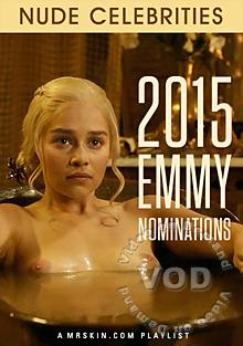 2015 Emmy Nomination Box Cover
