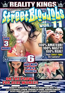Street Blowjobs Vol. 11