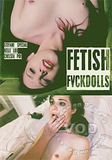 Fetish Fvckdolls Box Cover