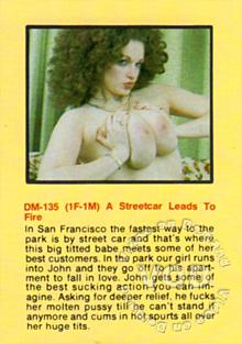 Dirty Movies 135 - A Streetcar Leads To Fire