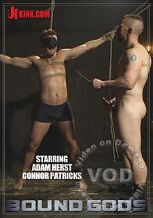 Bound Gods - Adam Herst Torments His New Boy In Tight Metal Bondage Box Cover