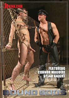 Bound Gods - Connor Maguire Stretches The Limits Of His Slave's Body Box Cover