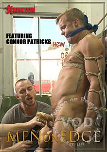 Men On Edge - Laundromat Hottie Gets Captured And Edged Box Cover