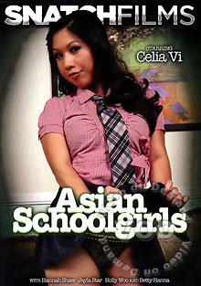 Asian Schoolgirls Box Cover