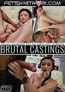 Brutal Castings - Mandy Sky Box Cover