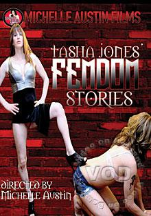 Tasha Jones' Femdom Stories Box Cover