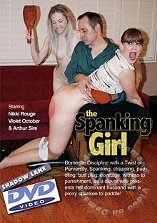 The Spanking Girl Box Cover