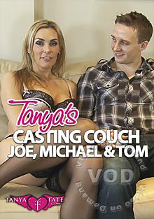 Attentively would Tanya tate casting couch