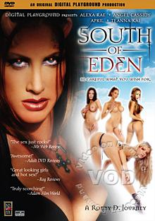 South Of Eden Box Cover