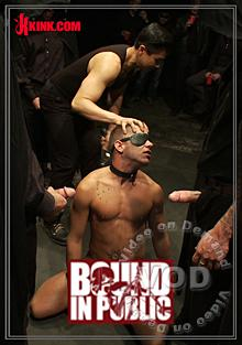 Bound In Public – The Sacrificial Cum Whore Box Cover