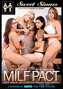 Milf Pact Box Cover
