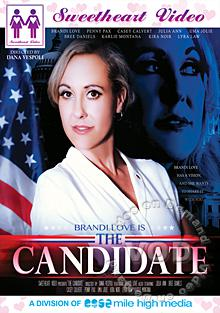 The Candidate box cover