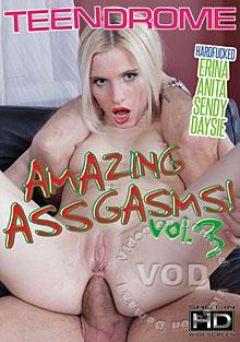 Amazing Assgasms! Vol. 3