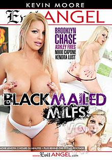 Blackmailed MILFs Box Cover - Login to see Back
