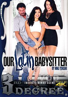 Our Latin Babysitter Box Cover - Login to see Back
