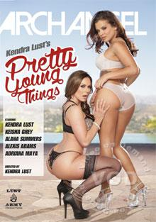 Kendra Lust's Pretty Young Things Box Cover