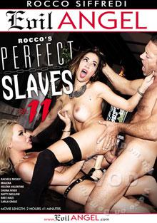 Rocco's Perfect Slaves #11 Box Cover - Login to see Back