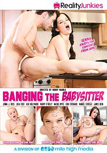 Banging The Babysitter Box Cover