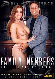 Family Members Box Cover