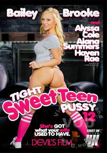 Tight Sweet Teen Pussy 12 Box Cover
