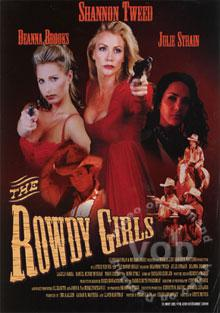 The Rowdy Girls Box Cover
