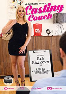 Casting Couch Box Cover