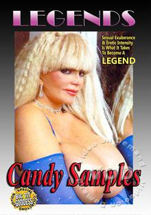 Candy Samples Legends Box Cover