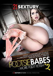 Footsie Babes #2: More Foot Fetish