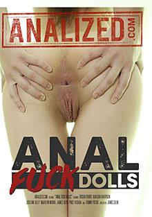 Anal Fuck Dolls Box Cover