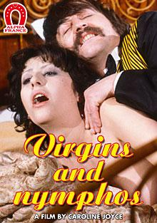 Virgins And Nymphos (French Language) Box Cover